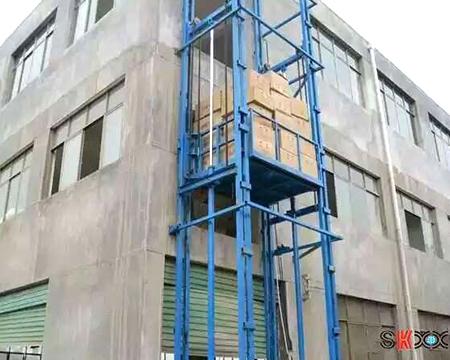 电动平车升降机